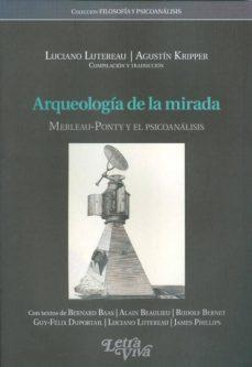 Bressoamisuradi.it Arqueologia De La Mirada: Merleau-ponty Y El Psicoanalisis Image