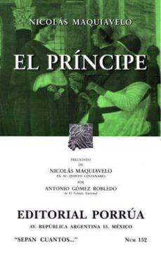 Officinefritz.it El Principe (21ª Ed.) Image