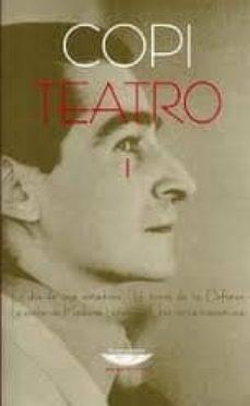 Javiercoterillo.es Teatro I. Copi Image