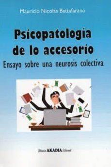 Encuentroelemadrid.es Psicopatologia De Lo Accesorio Image
