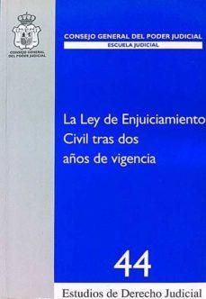 Geekmag.es La Ley De Enjuiciamiento Civil Tras Dos Años De Vigencia Image