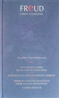 Cdaea.es Freud. Obras Completas 7 Image