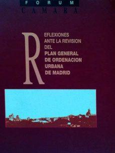 Iguanabus.es Reflexiones Ante La Revisión De Ordenación Urbana De Madrid Image