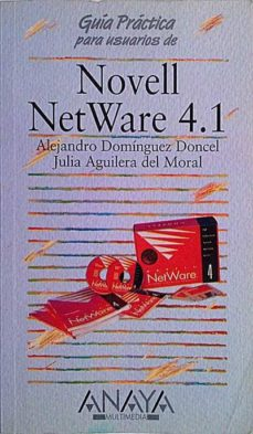 Inmaswan.es Novell Netware 4.1 Image
