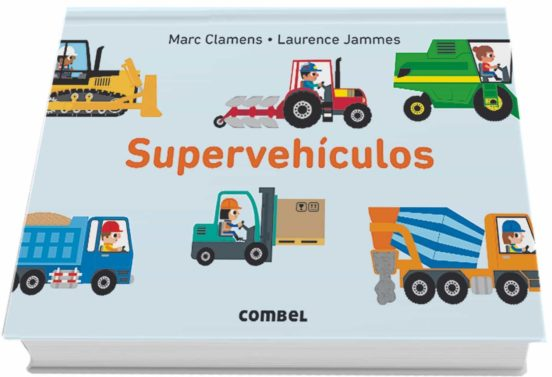 supervehiculos-marc clamens-laurence jammes-9788491012603