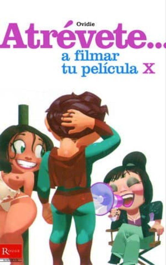 Pelicula porno sinopsis filmando pelicula porno Atrevete A Filmar Tu Propia Pelicula X Ovidie Paschkis Casa Del Libro