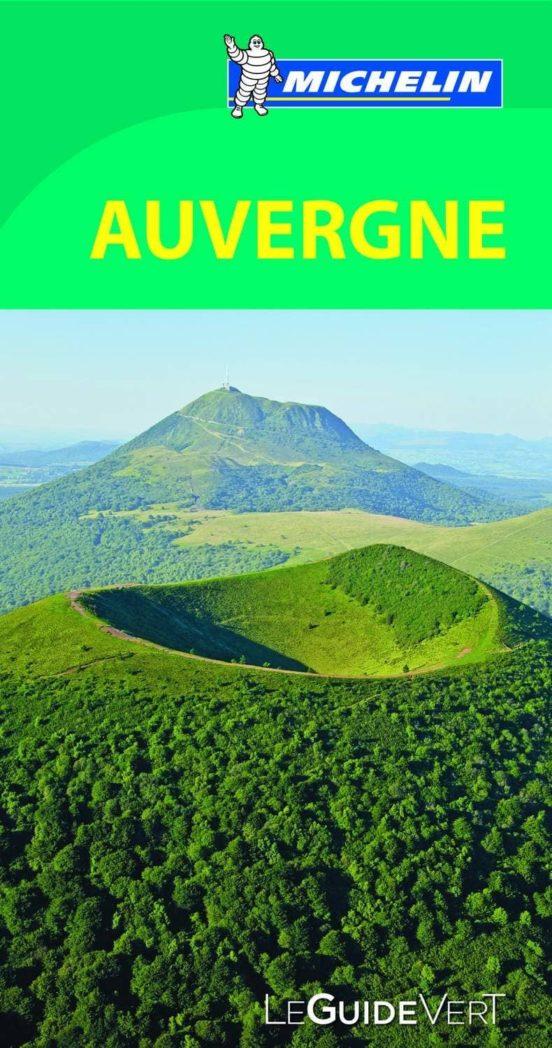 LE GUIDE VERT AUVERGNE (2013) MICHELIN Comprar libro