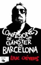confesiones de un ganster de barcelona-lluc oliveras jove-9788498726213