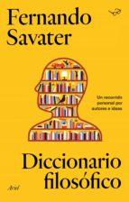 diccionario filosófico (ebook)-fernando savater-9788434468313
