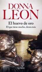 el huevo de oro-donna leon-9788432215773