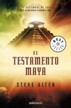 el testamento maya (trilogia maya 1)-steve alten-9788483467053