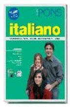 italiano: curso completo de autoaprendizaje pons (incluye 4 audio cds)-9788484433033