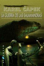 la guerra de las salamandras-karel capek-9788493225063