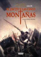 la horda del diablo iii: el pacto de las cinco montañas-antonio martin morales-9788444146843