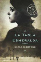 la tabla esmeralda-carla montero-9788490322413