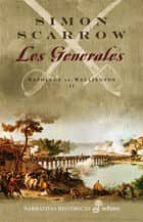 los generales (napoleon vs wellington ii)-simon scarrow-9788435061353