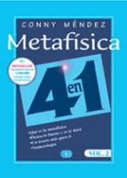 metafisica 4 en 1 (vol. 2)-conny mendez-9788489897083