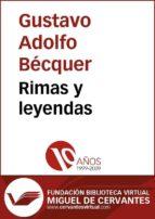 rimas y leyendas (ebook)-gustavo adolfo bécquer-cdlcv00012583