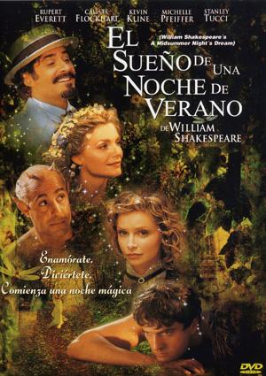 el sueño de una noche de verano de william shakespeare (dvd)-8420266994219