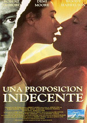 le film proposition indecente