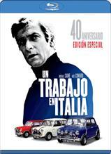 un trabajo en italia: edicion especial 40 aniversario (blu-ray)-8414906976833