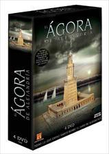 pack el agora de alejandria (dvd)-8436022296237