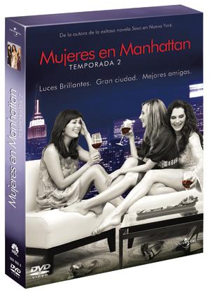 mujeres de manhattan: segunda temporada-5050582727876