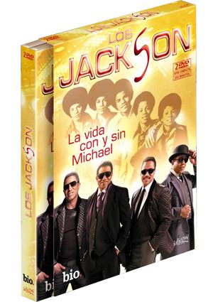 los jackson: la serie completa-8421394531963