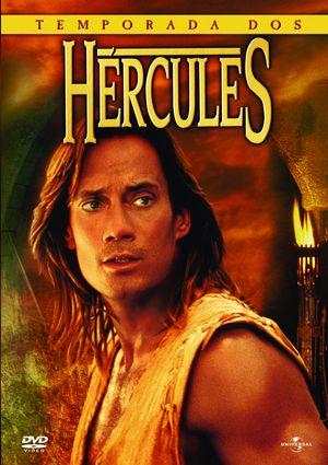 hercules - viajes legendarios: temporada 2 (dvd)-5050582770230