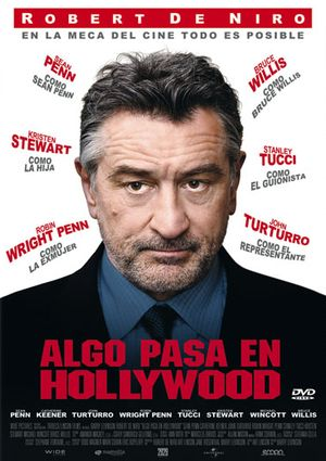 algo pasa en hollywood (dvd)-8435153681950