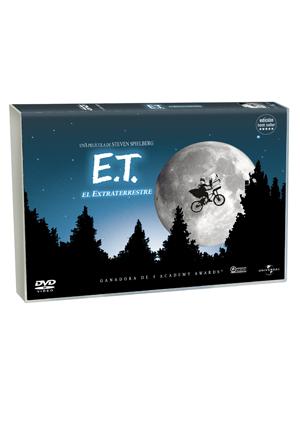 e. t. el extraterrestre: edicion best seller (dvd)-5050582802641