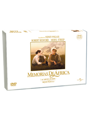 memorias de africa: edicion best seller (dvd)-5050582802757