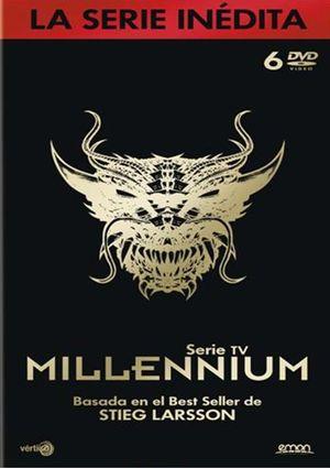 pack millennium: la serie inedita (dvd)-8435153685101