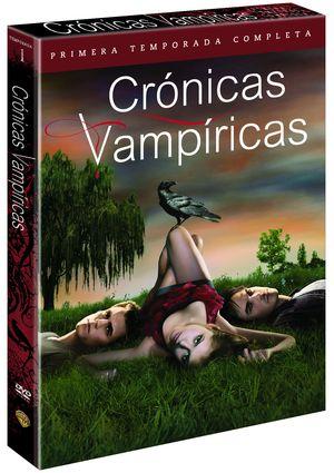 cronicas vampiricas: primera temporada completa (dvd)-5051893046502