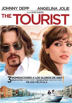 the tourist (dvd)-8414533074001