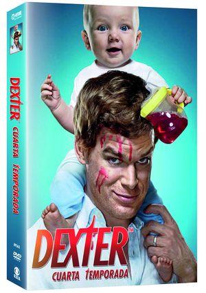 DEXTER: CUARTA TEMPORADA (DVD)