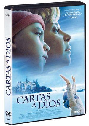 cartas a dios (dvd)-8437010733895