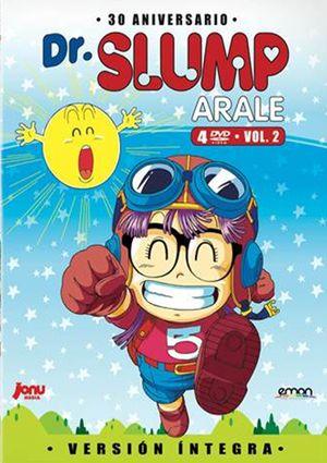 dr. slump vol. 2 (dvd)-8435153705854
