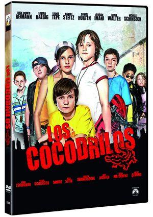 los cocodrilos (dvd)-8414906815989