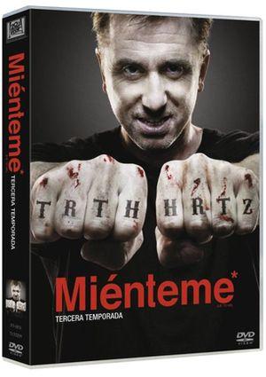 mienteme: 3ª temporada (dvd)-8420266960047