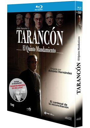 tarancon. el quinto mandamiento (combo blu-ray + dvd)-8421394400313