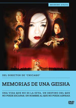 memorias de una geisha (dvd)-8414533081061