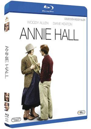 annie hall (blu-ray)-8420266958945