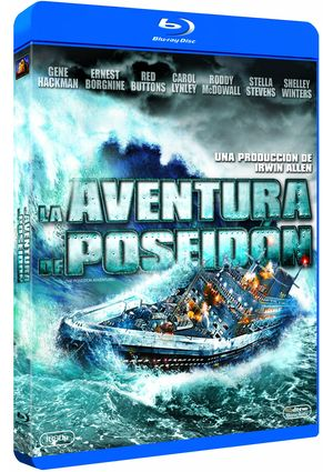 la aventura del poseidon (blu-ray)-8420266958563