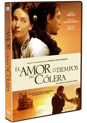 el amor en tiempos de colera (dvd)-8435175959815