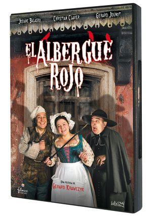 el albergue rojo (dvd)-8421394536944
