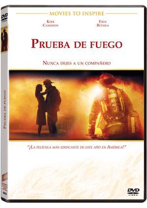 prueba de fuego: movies to inspire (dvd)-8414533082891