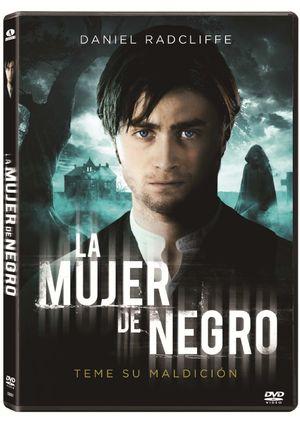 la mujer de negro (dvd)-8435175960514