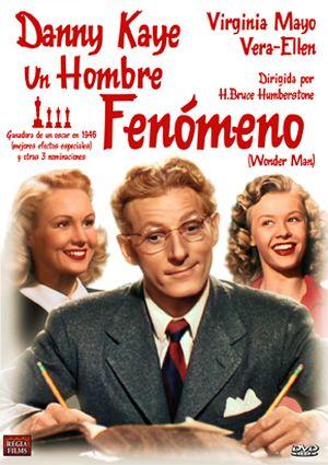 un hombre fenomeno (dvd)-8436037887857
