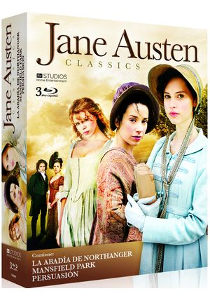 pack jane austen classics (blu-ray)-8436022305038